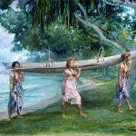 ラドヤード・キプリングの海山物語 「事実は飛び立つ」その3|イギリス軍人と南の島の民