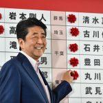 参院選は自民党の圧勝も、野党が僅かに押し返す-山本太郎議員落選